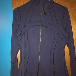 Lululemon Define Jacket in Navy